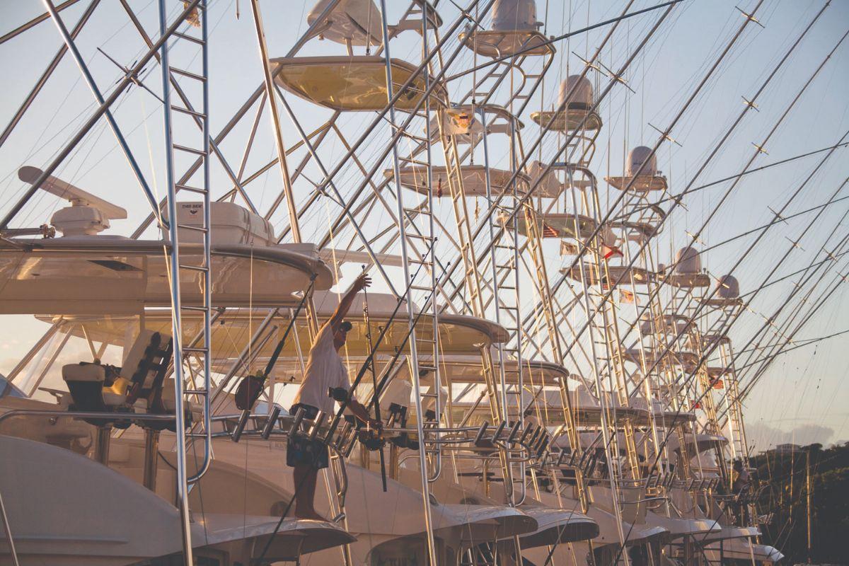 01-American Yacht Harbor-St Thomas Marina -Sportfish Boats