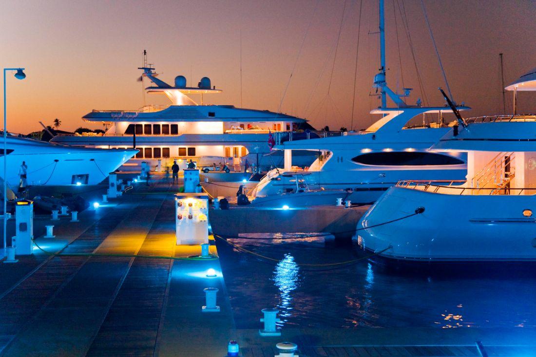 11-ARC Marina-St Lucia Caribbean Marina-Megayacht Marina-Rodney Bay Marina