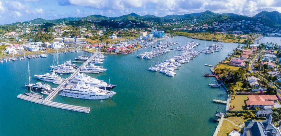 12-Rodney Bay Marina St Lucia Superyacht Marina