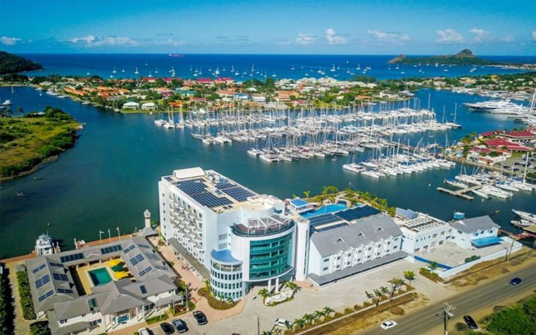 2-Rodney Bay Marina-St Lucia Marina-Megayachts