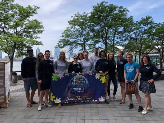 2019-IGtY-Food-Bank-North-Cove-Marina