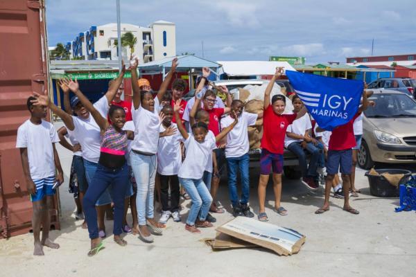 2019 IGtY Isle de Sol Marina
