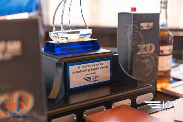 2019 La Course de L'Alliance Trophy (1)