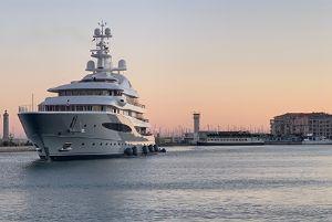2020- Sete Marina - South of France Marina - Mega arriving