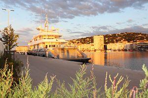 2020-Sete Marina - South of France Marina - Sunset