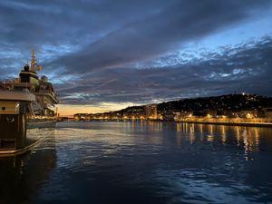 2020 - Sete marina South of France Marina Marina at sunrise (1)