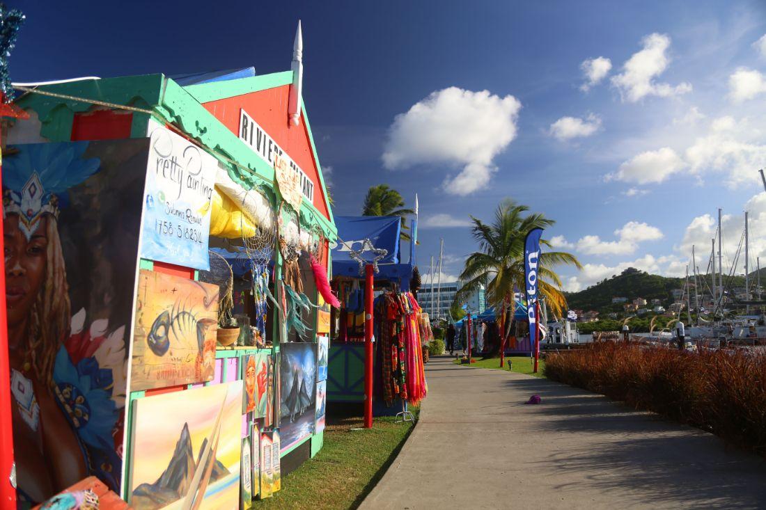 7-ARC Village-Rodney Bay Marina-World ARC