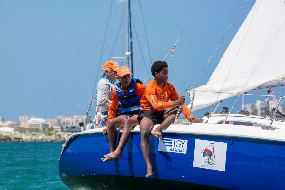 7-Yacht Club Isle de Sol-KidzAtSea-Crew Activity