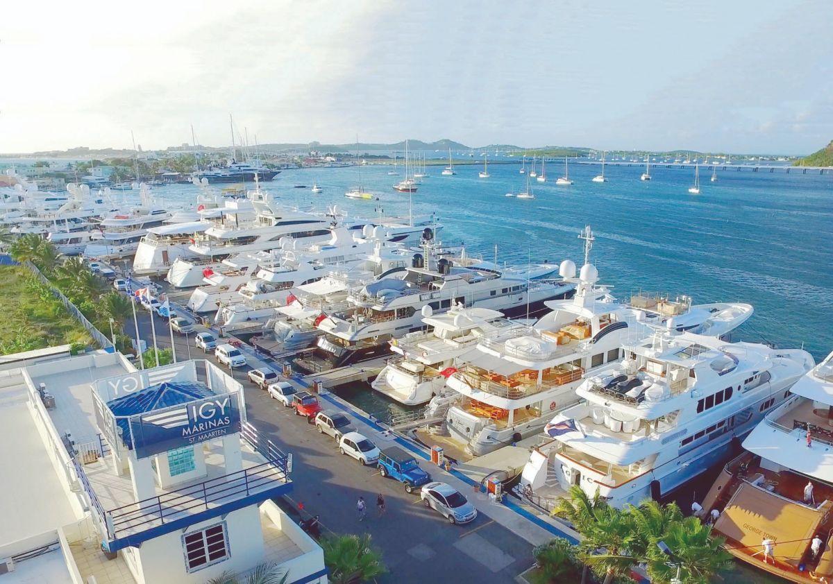 8-IGY Isle de Sol-Superyacht Marina of the Year