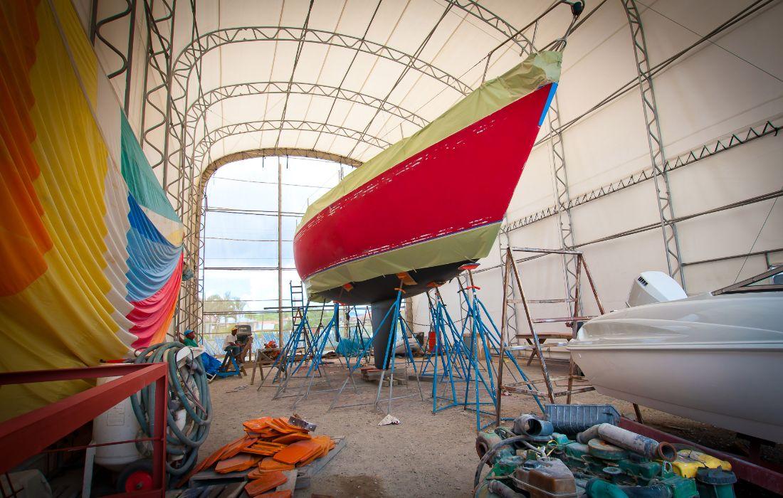 9-Rodney Bay Boatyard-St Lucia Boatyard-Yacht Repairs St Lucia