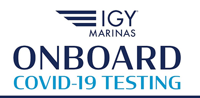 Onboard COVID-19 Testing At Yacht Haven Grande