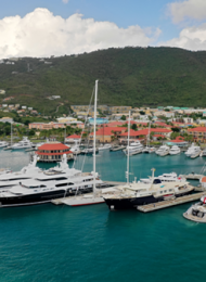 Yacht Haven Grande USVI