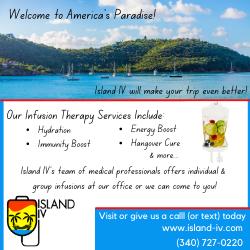 Island IV ad