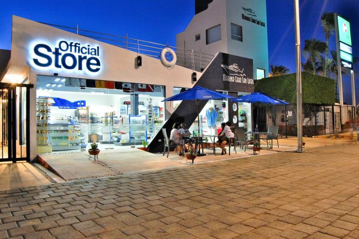 Marina Cabo San Lucas -Mexico Marina-IGY Store