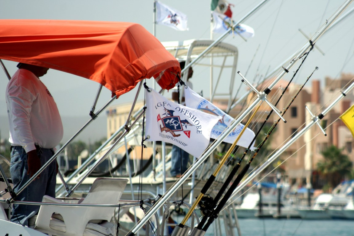 Marina Cabo San Lucas -Mexico Marina- Offshore Sportfishing
