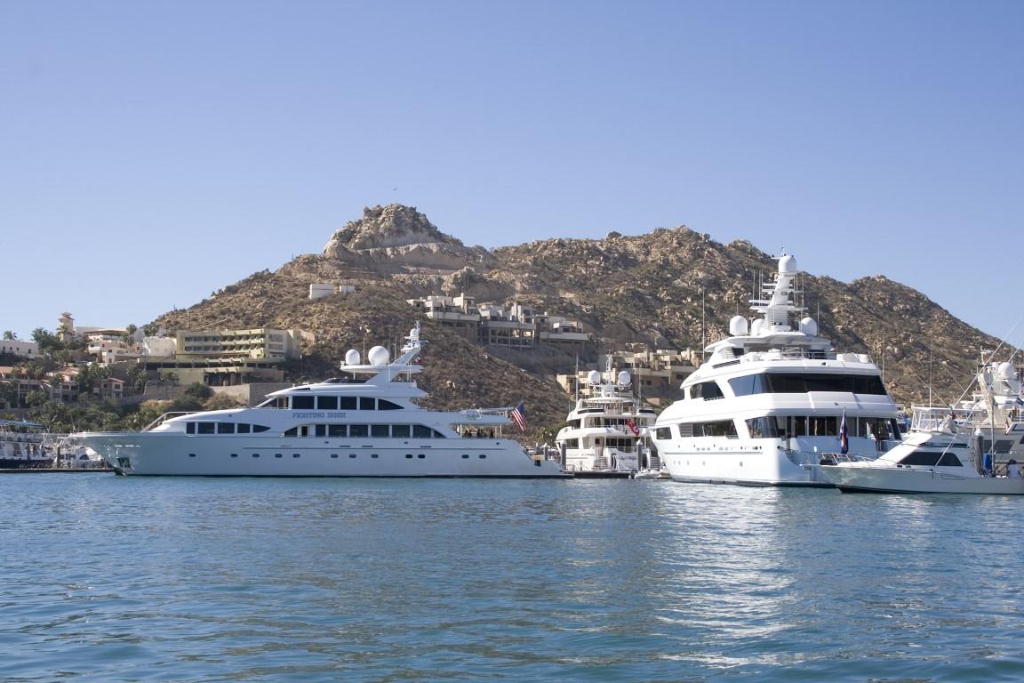 Marina Cabo San Lucas - Superyacht Marina