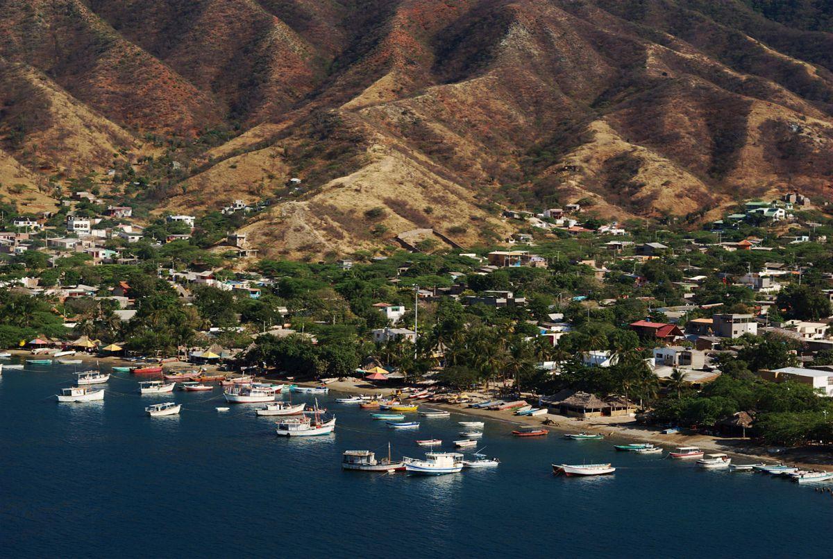 Marina Santa Marta - Colombia Marina - Bay