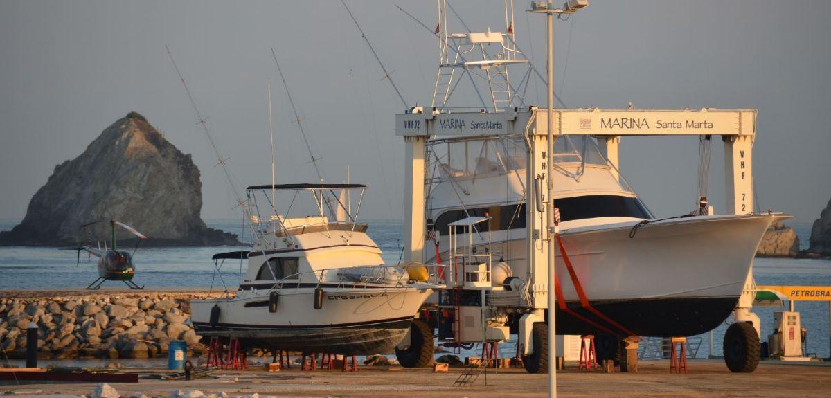 Marina Santa Marta-Colombia Marina-Boatyard