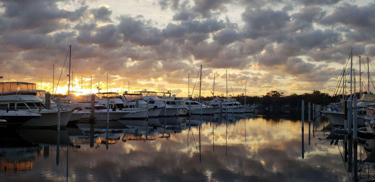 Marina at Ortega Landing - Jacksonville Marina - Calm Waters1