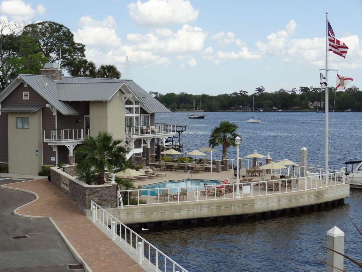 Marina at Ortega Landing - Jacksonville Marina - Clubhouse