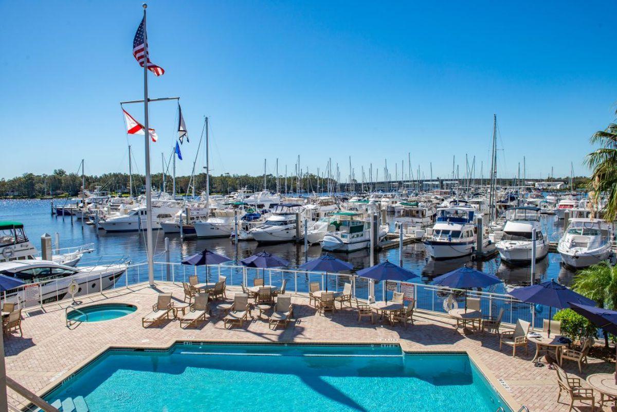 Marina at Ortega Landing - Jacksonville Marina - Pool