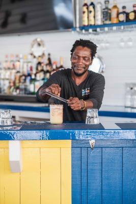 Navy-Beach-St.-Thomas-Bartender