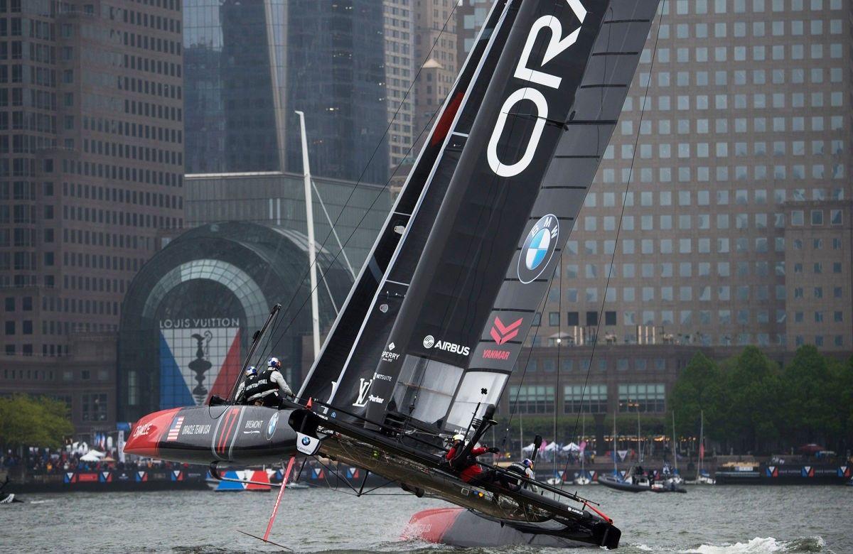 North Cove Marina at Brookfield Place - Manhattan New York City Marina - America's Cup Sailing