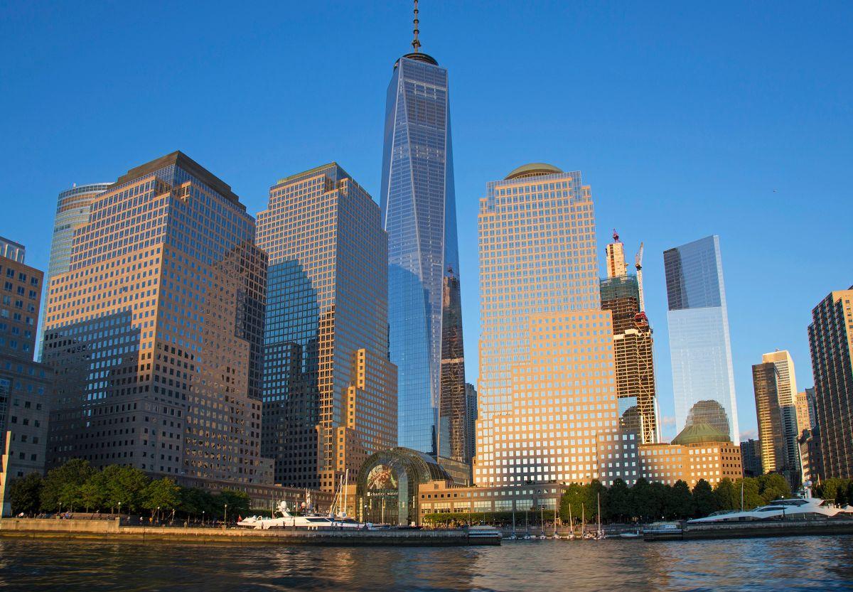 North Cove Marina at Brookfield Place - Manhattan New York City Marina - Brookfield WTC1