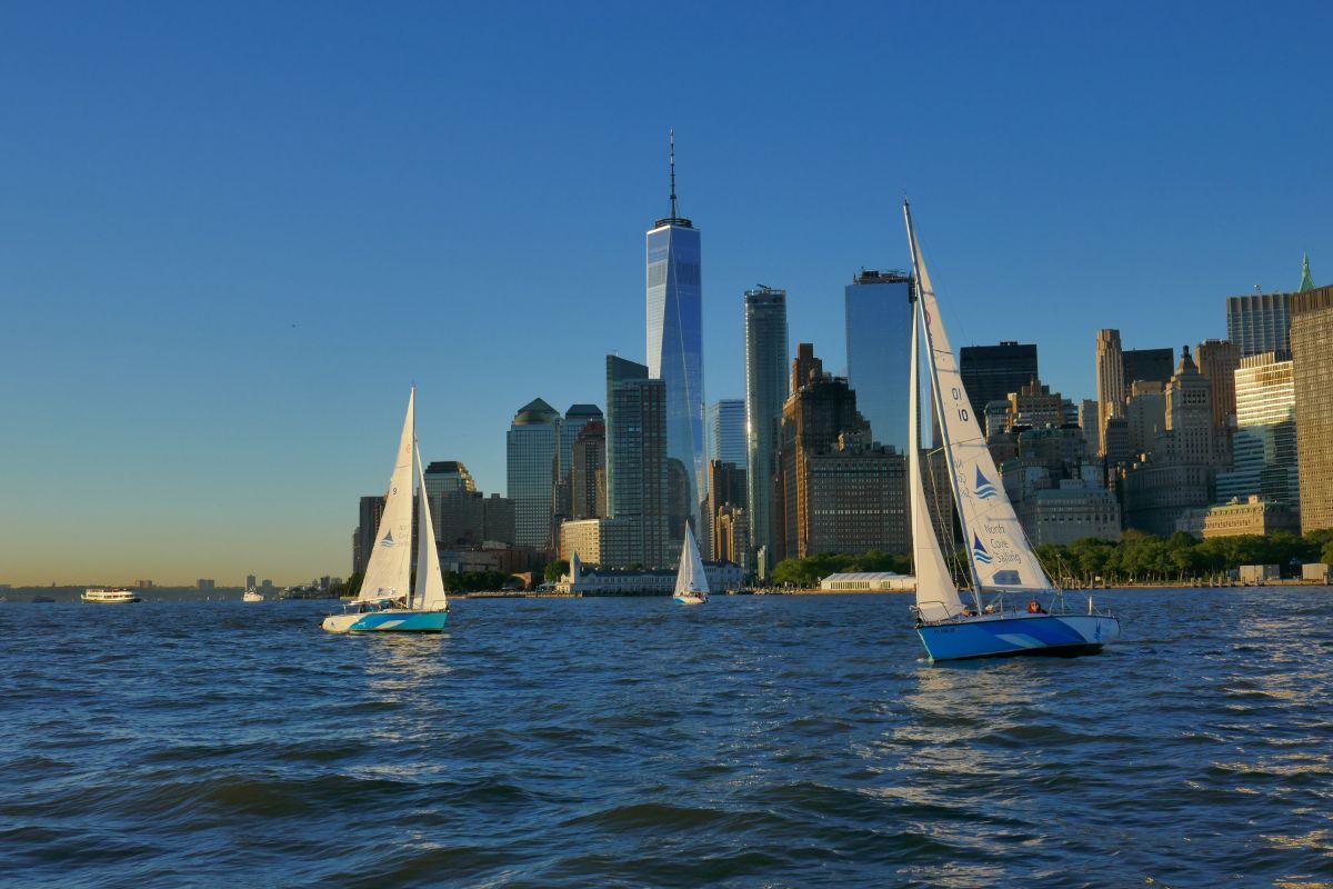North Cove Marina at Brookfield Place - Manhattan New York City Marina - North Cove Sailing School