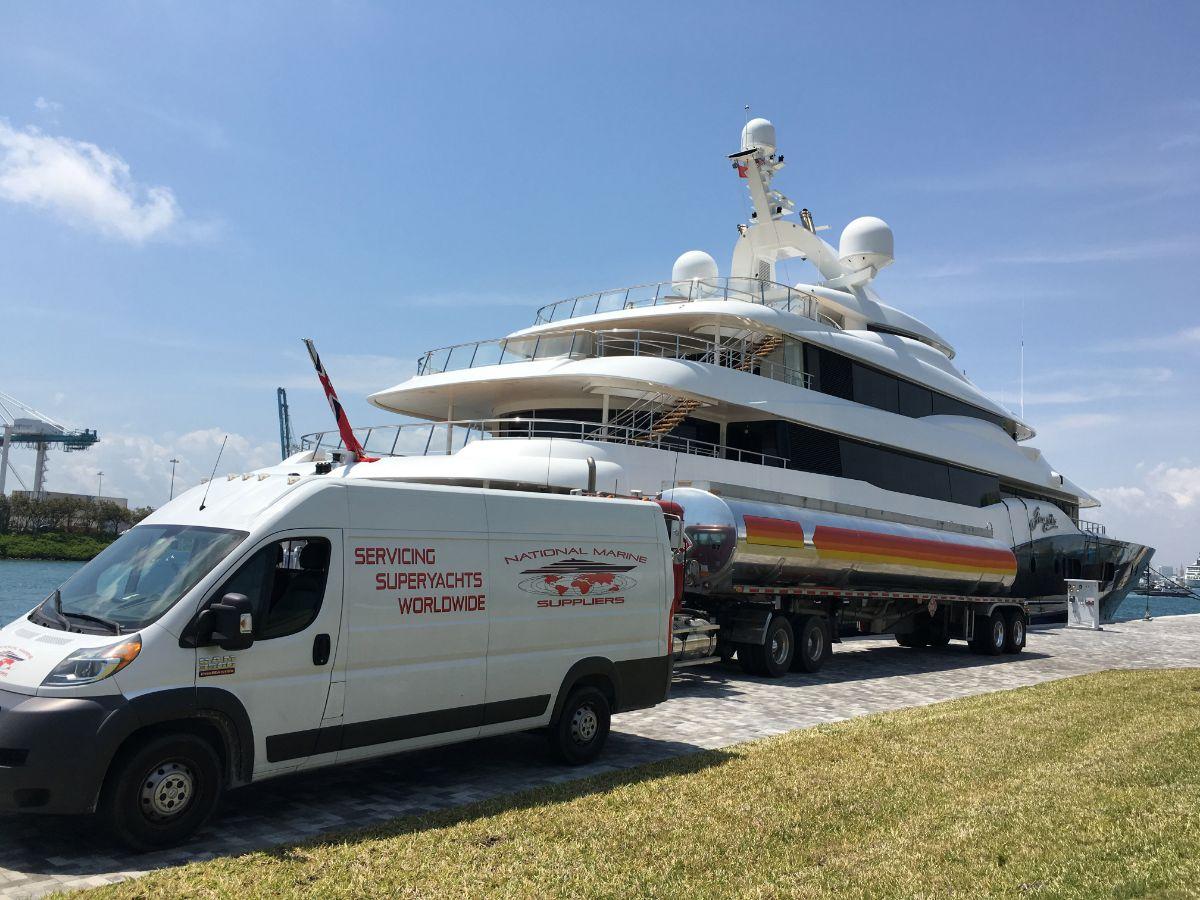 One Island Park - Miami Beach Marina - National Marine Suppliers