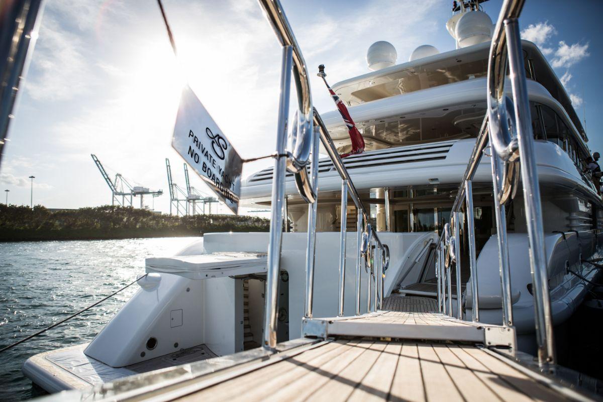 One Island Park - Miami Beach Marina - Private Yacht No Boarding