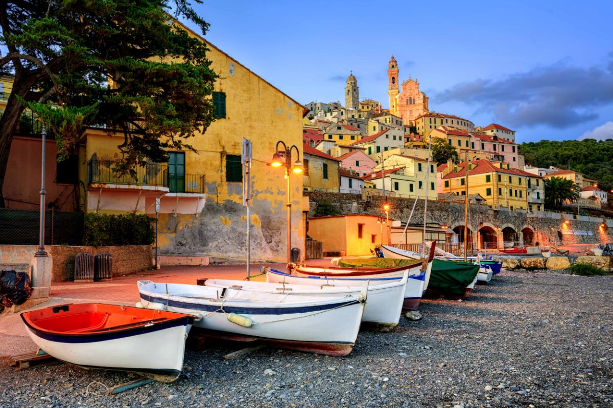 Porto Cervo Marina - Sardinia Italy Mediterranean Marina - Boats on land -1.81MB