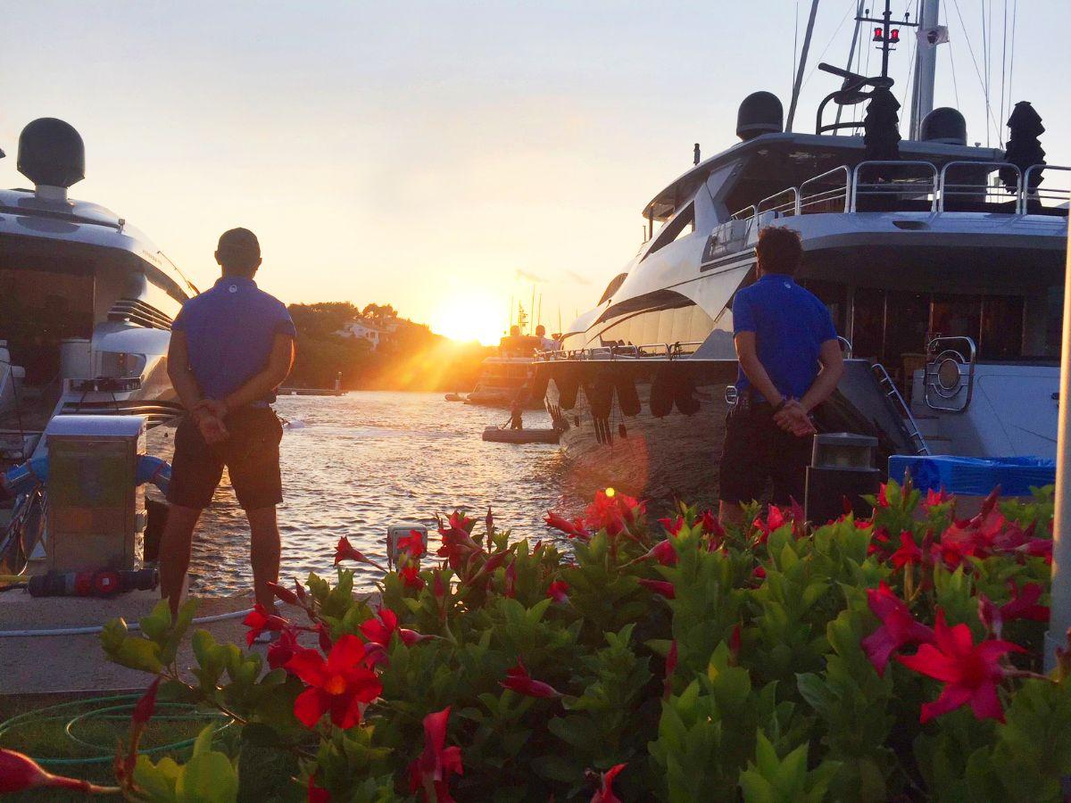 Porto Cervo Marina - Sardinia Italy Mediterranean Marina - Marina Welcoming Party -1.22MB