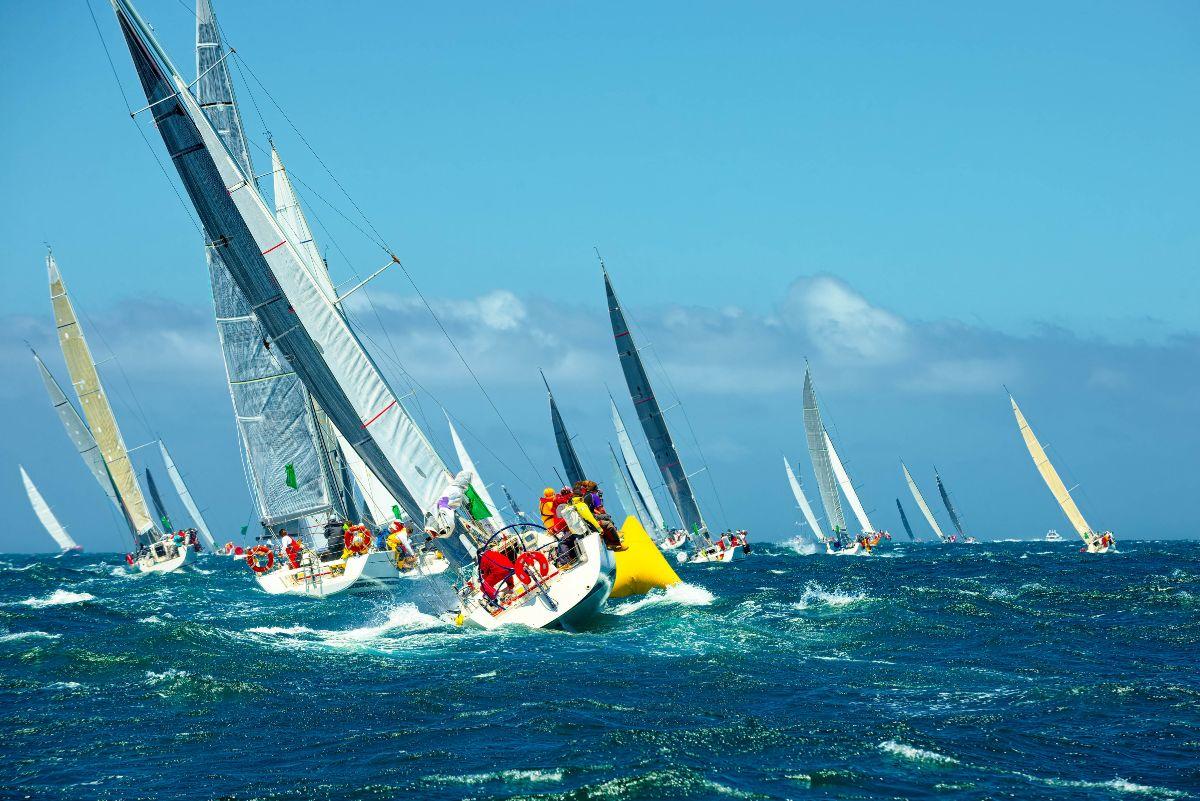 Porto Cervo Marina - Sardinia Italy Mediterranean Marina - Sailing Race -1.67MB