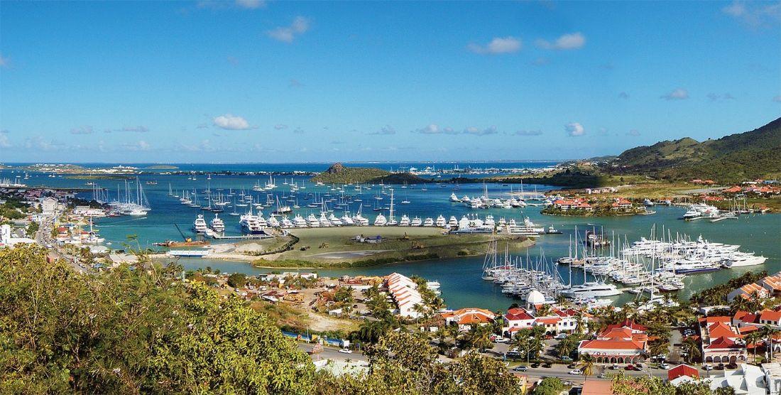 Simpson Bay Marina - St. Maarten Marina - Simpson Bay