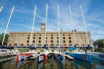 St-Katharine-Docks-Bow-of-Sailing-Vessels