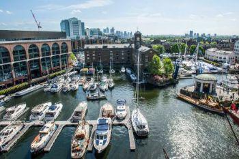 St.-Katharine-Docks-Marina-View