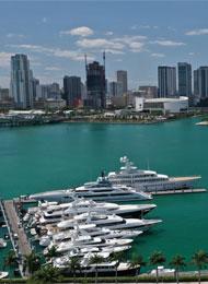 Yacht Haven Grande Miami at Island Gardens